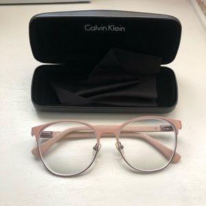 [ Calvin Klein ] Rose Glasses Frame CK5428